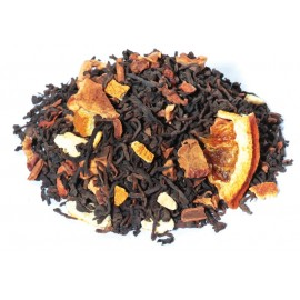 Pu Erh Pomme Orange Cannelle